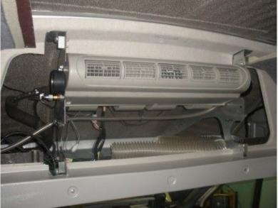 Крышная Cплит-система 4,5 кВт