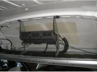 Сплит-система с передним расположением конденсора 4,5 кВт