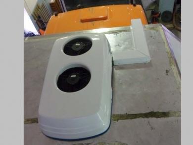 Сплит-система для вахты 11 кВт
