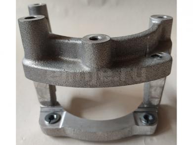Комплект кронштейна компрессора на а/м Газель Next с дв. Cummins ISF2.s4129P
