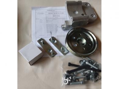 Комплект кронштейна компрессора на а/м Газон Next с дв. ЯМЗ-5344-10