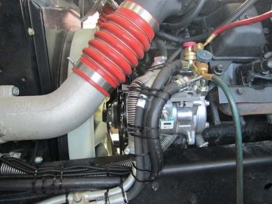 Кондиционер для а/м КАМАЗ 9 кВт (в салон) + 3 кВт (встроенный)